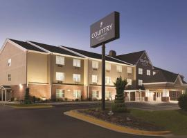 Country Inn & Suites by Radisson, Washington, D.C. East - Capitol Heights, MD, hotel near Addison Road-Seat Pleasant, Capitol Heights