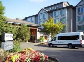 Radisson Hotel Portland Airport, hotel in Portland