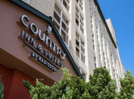 Country Inn & Suites by Radisson, Virginia Beach (Oceanfront), VA, hôtel à Virginia Beach