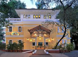Park Inn by Radisson Goa Candolim, hotel in Candolim