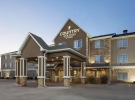 Country Inn & Suites by Radisson, Topeka West, KS, hotel in Topeka
