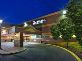 Radisson Hotel Sudbury, hotel em Sudbury