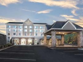 Country Inn & Suites by Radisson, Asheville Downtown Tunnel Road, NC, boutique hotel in Asheville