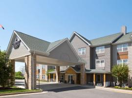 Country Inn & Suites by Radisson, Washington Dulles International Airport, VA, hotell nära Washington Dulles internationella flygplats - IAD,