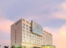 Radisson Blu Hotel Pune Kharadi, hotel in Pune