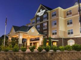 Country Inn & Suites by Radisson Asheville West, hotel in Asheville