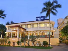 Country Inn & Suites by Radisson, Goa Candolim, resort in Candolim
