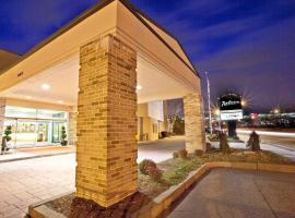 Radisson Hotel Providence Airport, hôtel à Warwick