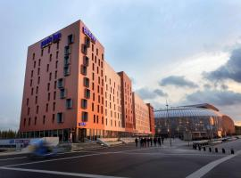 Park Inn by Radisson Lille Grand Stade, hotel in Villeneuve d'Ascq