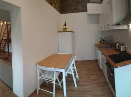Duplex Loft Apartment, Ferienwohnung in Siegburg