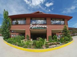 Radisson Hotel Colorado Springs, hotel in Colorado Springs