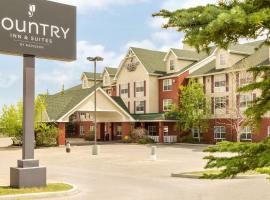 Country Inn & Suites by Radisson, Calgary-Airport, AB, hotel in Calgary