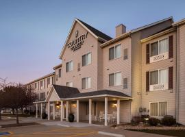Country Inn & Suites by Radisson, Bloomington-Normal Airport, IL, hotel in Bloomington
