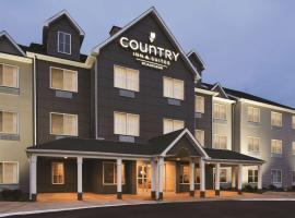 Country Inn & Suites by Radisson, Indianapolis South, IN, hotel in Indianapolis