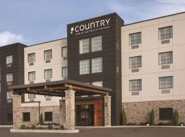 Country Inn & Suites by Radisson, Belleville, ON, hotel in Belleville