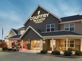 Country Inn & Suites by Radisson, Platteville, WI – hotel w mieście Platteville
