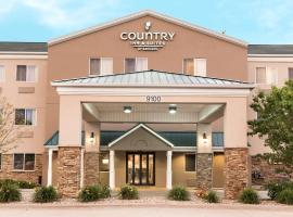 Country Inn & Suites by Radisson, Cedar Rapids Airport, IA, hotel in Cedar Rapids