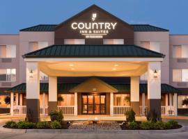 Country Inn & Suites by Radisson, Council Bluffs, IA, hôtel à Council Bluffs