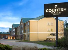 Country Inn & Suites by Radisson, Columbia, MO, hotel in Columbia