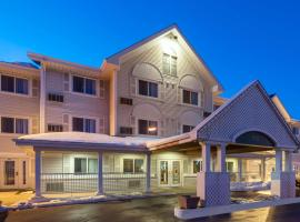 Country Inn & Suites by Radisson, Winnipeg, MB, hotel near Winnipeg James Armstrong Richardson International Airport - YWG,