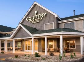 Country Inn & Suites by Radisson, Chippewa Falls, WI, hotel v destinaci Chippewa Falls