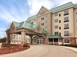 Country Inn & Suites by Radisson, Grand Rapids East, MI, hôtel à Grand Rapids