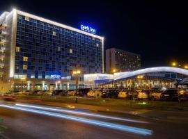 Park Inn by Radisson Novokuznetsk, отель в Новокузнецке