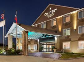 Country Inn & Suites by Radisson, Fort Worth West l-30 NAS JRB, hotel in Fort Worth