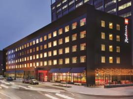 Radisson Red Minneapolis Downtown, отель в Миннеаполисе