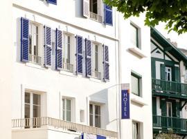 Hôtel Le Saphir, hôtel à Biarritz près de: Villa Belza