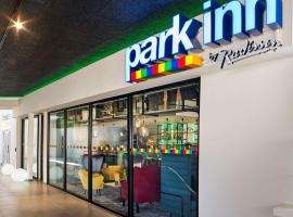 Park Inn By Radisson Hasselt, hôtel à Hasselt