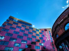 Radisson RED Hotel, Glasgow, accessible hotel in Glasgow
