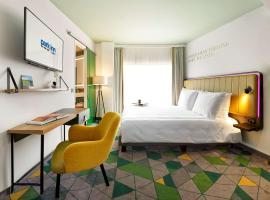 Park Inn By Radisson Hasselt, accessible hotel in Hasselt