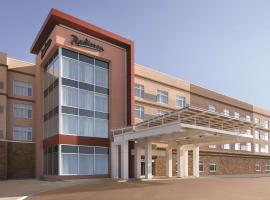 Radisson Kingswood Hotel & Suites, Fredericton, hôtel à Fredericton