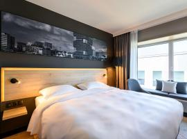 Park Inn by Radisson Antwerp Berchem, hotel in Antwerp