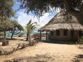 Manga Lodge, hotel in Andavadoaka