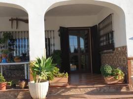 Casa de Campo en Setenil de las Bodegas, hotel en Setenil de las Bodegas