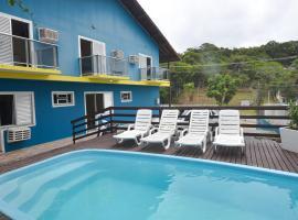 Pousada Paraíso, hotel in Bombinhas