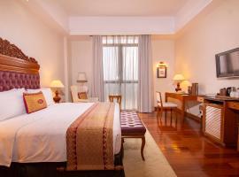 吉隆坡皇家朱蘭酒店,吉隆坡升禧藝廊附近的飯店