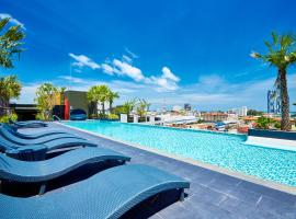 The Chezz by Tech, hotel in Pattaya