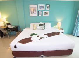 Pace Residence Pattaya, hotel near The Avenue Pattaya, Pattaya