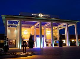 Hotel Svanen Billund, hotel dicht bij: Luchthaven Billund - BLL,