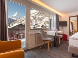 Chalet Annelis Apartments, apartment in Zermatt
