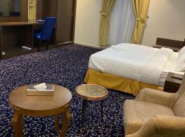 Golden Rose Hotel Apartments, hotel en Taif