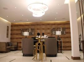 Check Inn Signature, hotel near Nnamdi Azikiwe International Airport - ABV, Abuja