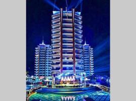 Azura Park Alanya, отель в городе Аланья