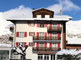 Hotel de la Poste Verbier, hotel in Verbier