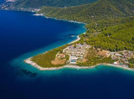 Adrina Resort & Spa, hotell nära Skopelos hamn, Panormos Skopelos