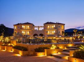 Sempre Viva Suites, ξενοδοχείο στη Μονεμβασιά