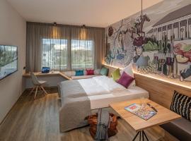 ADORO Aparthotel, serviced apartment in Bühl
